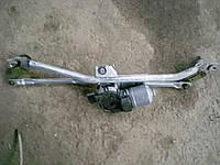 Моторчик двірника на Passat B5