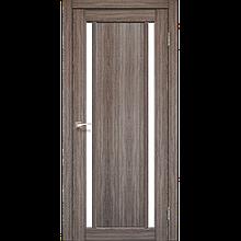 Двери KORFAD OR-02 Полотно+коробка+2 к-та наличников+добор 100мм, эко-шпон