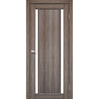 Двери KORFAD OR-02 Полотно+коробка+2 к-та наличников+добор 100мм, эко-шпон, фото 2