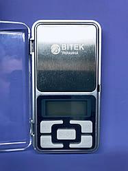Весы карманные KL-Z-030 (200 г/0,01г)