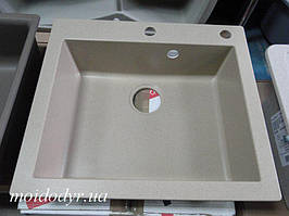 Мойка кухонная гранитная Deante 500 x 570 (темный беж)