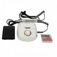 Профессиональный Фрезер для маникюра педикюра Glazing Machine Nail Master 208 Белый 35000 аппаратный , фото 1