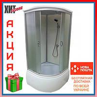 Гидромассажный бокс 80x80x215 см без электроники Atlantis AKL 1325P(XL) ECO