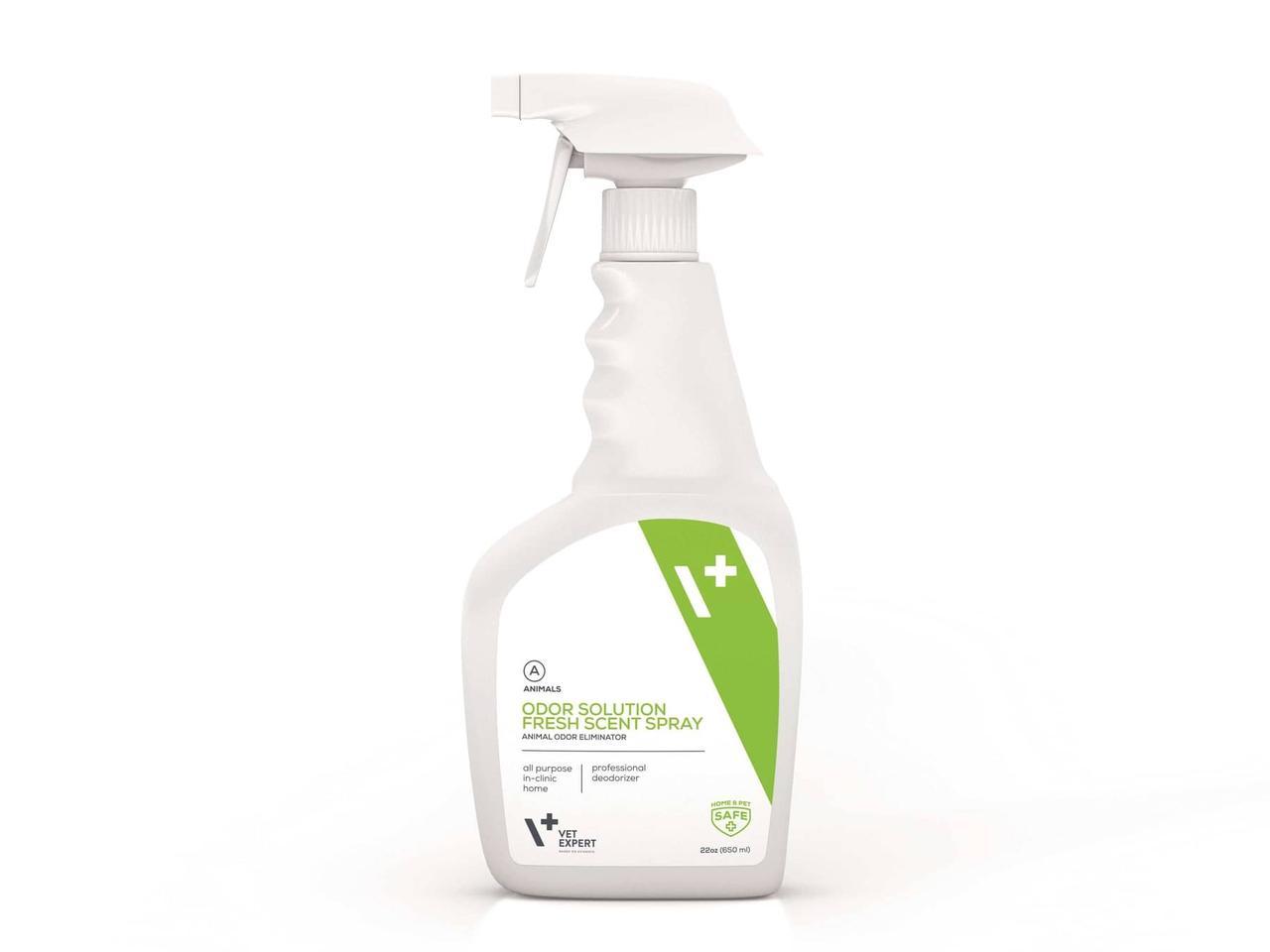 VE Знищувач професійний запаху від тварин (спрей) 650мл