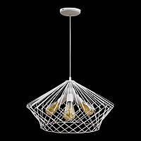 Светильник подвесной в стиле лофт NL 3429-3 W MSK Electric