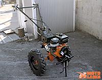 """Культиватор бензиновый FORTE 1350G колеса 12"""" (Оранжевый), фото 1"""