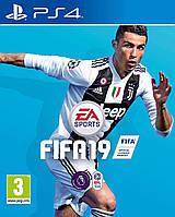 Игра FIFA 19 PS4 (Стандартное издание)