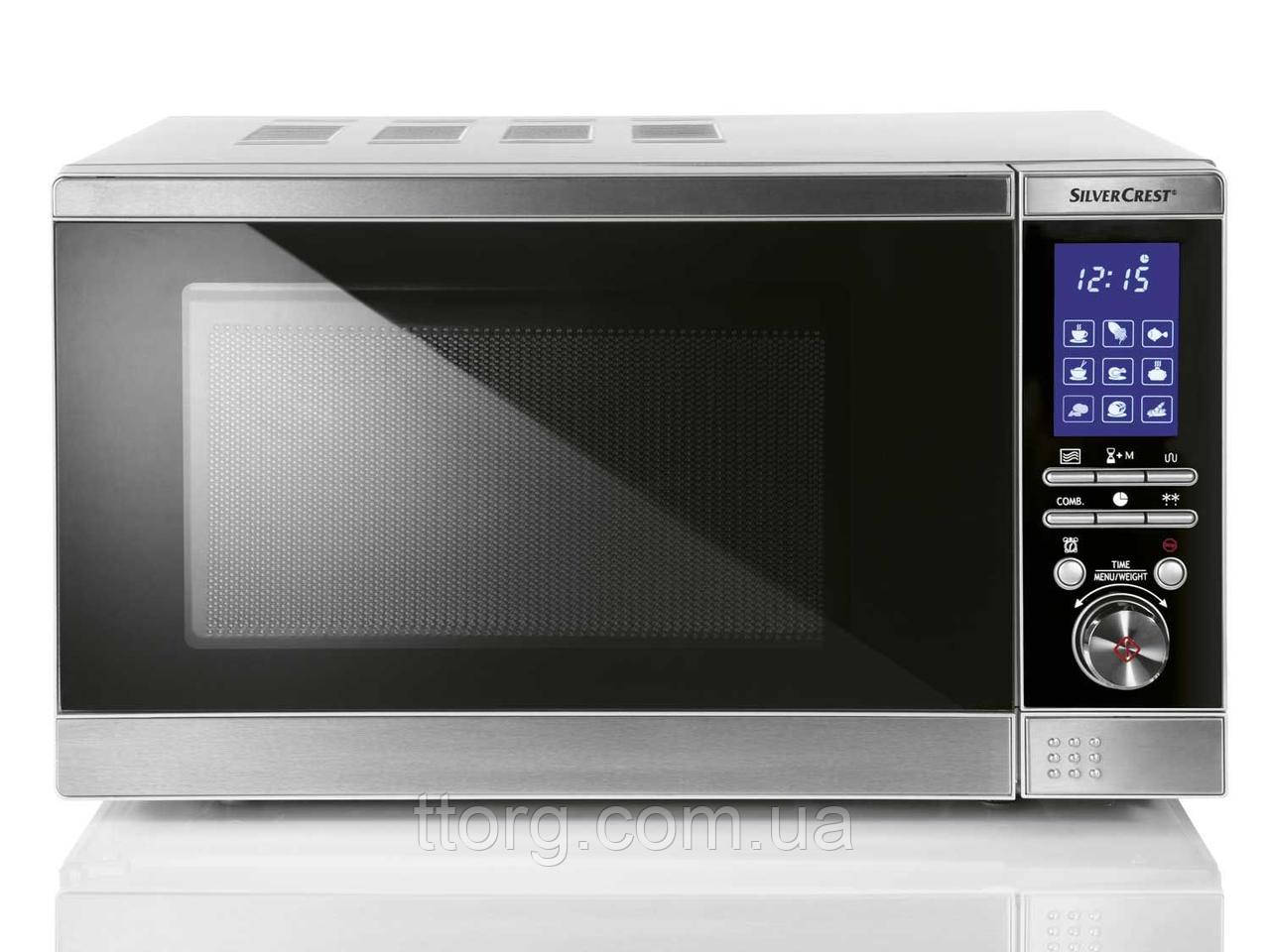 Микроволновая печь с грилем SILVERCREST SMW 800 B2
