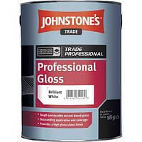 Johnstones Professional Gloss 4.62 L (UL/DP) алкидная глянцевая краска для внутренних и наружных работ