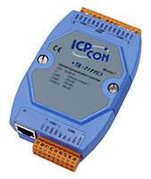 I-7188E5 Контроллер 1xEthernet, 4xRS-232, 1xRS-485 ICP DAS