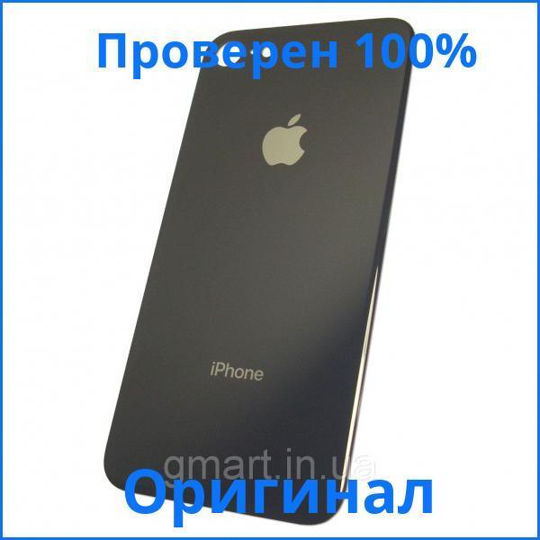 Оригинальная задняя крышка корпуса iPhone 8 серая (Space Grey), Оригінальна задня кришка корпусу iPhone 8 сіра (Space Grey)