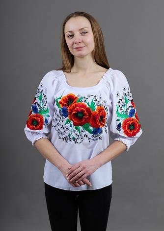 """Блуза - вышиванка """"Музыкальное пение"""", фото 2"""