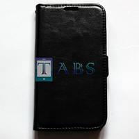 Чехол-книжка кожаный Sony Xperia Z2 черный