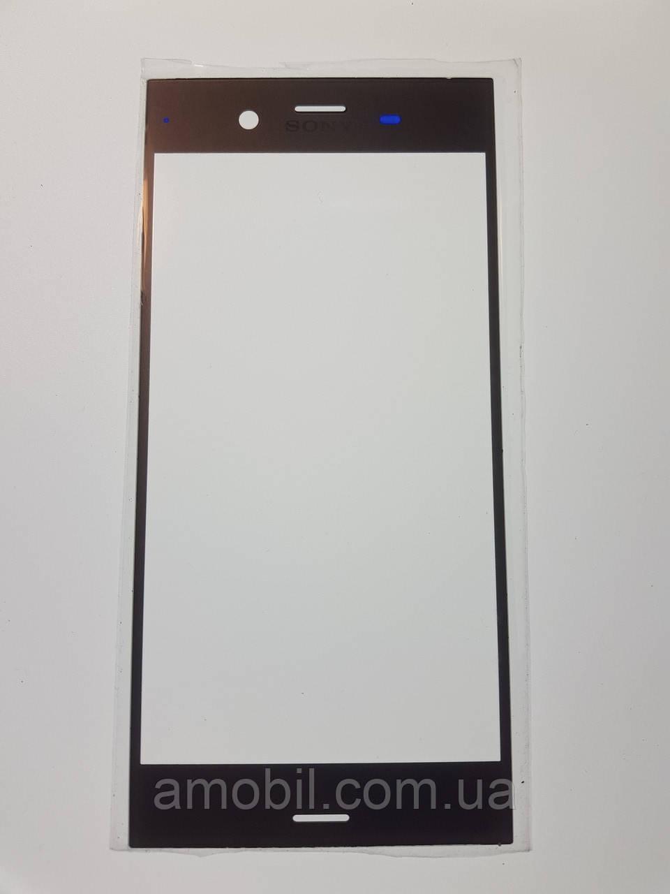 Скло Sony G8341 Xperia XZ1 / G8342 silver