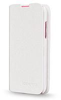 Чехол для  Lenovo S860 White Book Cover Original