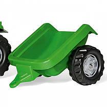 Детский трактор Rolly Toys с прицепом и ковшом, фото 3