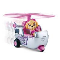 Игрушки Щенячий патруль (Paw Patrol) Скай и спасательный вертолет