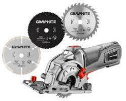 Пила дисковая GRAPHITE 58G490