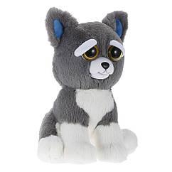 Интерактивная игрушка Feisty Pets Добрые Злые зверюшки Пес Сэмми 20 см SUN0137, КОД: 119128
