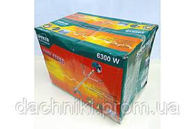 Бензокоса Spektr 6300 (2 диска / 1 бабина), фото 3