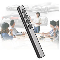 Презентер USB N35 с лазерной указкой. Пульт для презентаций. Кликер