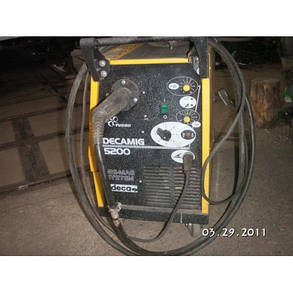 Сварочный полуавтомат DECA DECAMIG 5200, фото 2