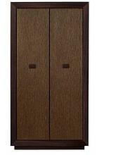 Шкаф для одежды 2Д Корвет Ш-1644 (БМФ) 1062х600х2050мм золотая лоза