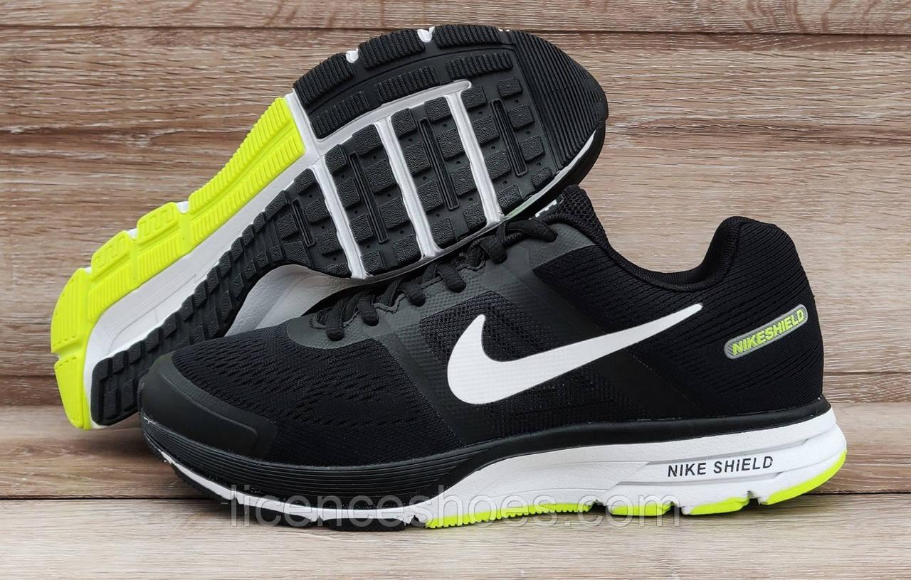 79d8944d Новинка Мужские легкие летние кроссовки Nike Air Max Shield Pegasus 30  Total Black