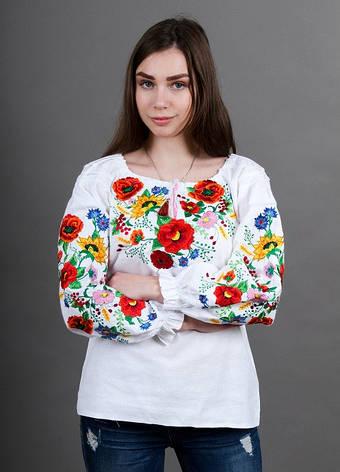 "Блуза - вышиванка ""Лето"", фото 2"