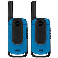 Рации Motorola TALKABOUT T42 TWIN PACK (комплект) Blue, фото 4