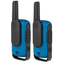 Рации Motorola TALKABOUT T42 TWIN PACK (комплект) Blue, фото 5