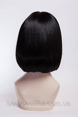 Парик каре №4,цвет черный