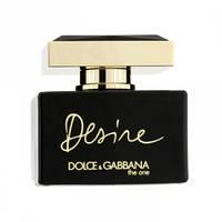 ТЕСТЕР Dolce&Gabbana The One Desire 100 мл Женская парфюмерия