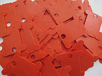 Шпули пластиковые цветные Оранжевый
