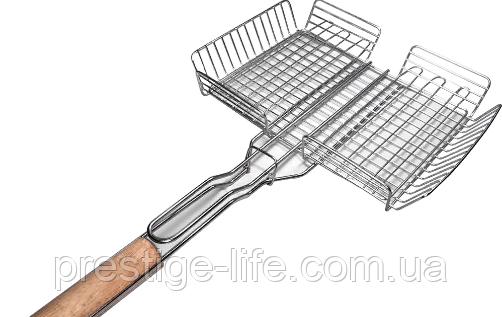 Решетка для гриля 42 х 32 х 65