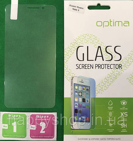 Защитное стекло для Xiaomi Redmi Note 3, фото 2