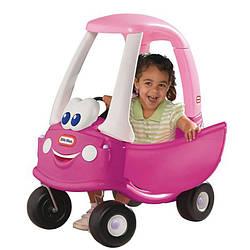 Машинка каталка Little Tikes, Cozy Coupe - Princess (630750)