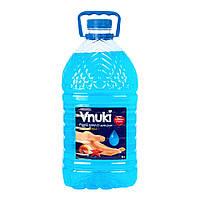 Мило рідке Vnuki 5 л. пляшка, Морський бриз