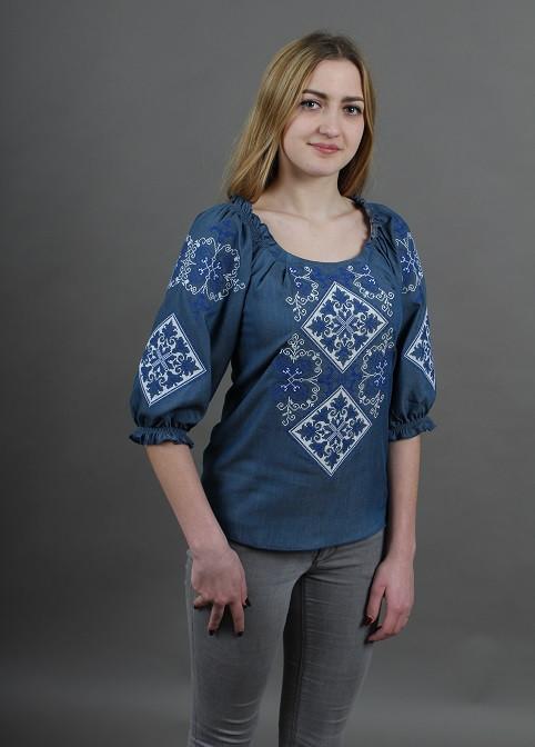 """Блуза - вышиванка """"Гайтана"""""""