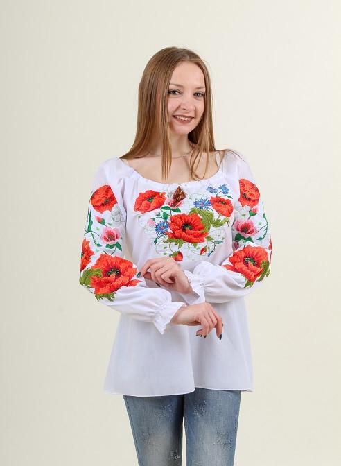 """Блуза - вышиванка """"Богуслава"""""""