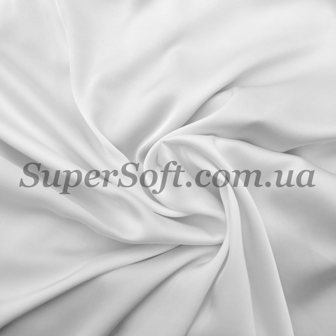 Ткань шелк армани белый