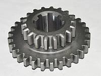 Шестерня 40-1701116-А третьей и пятой передач скользящая Z=18/29 коробки передач трактора ЮМЗ