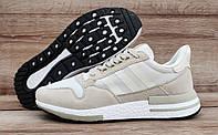 Мужские кроссовки Adidas Equipment Grey\White