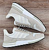 Мужские кроссовки Adidas Equipment Grey\White, фото 6