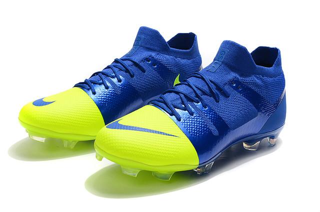 Футбольные бутсы Nike Mercurial Greenspeed 360 FG