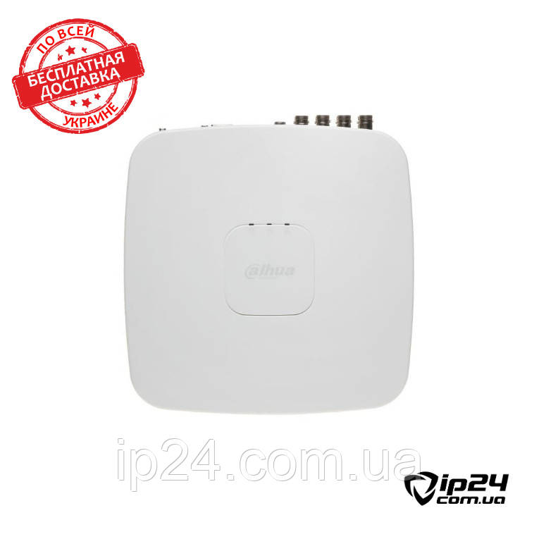 DH-XVR5108C-X 8-ми канальный Penta-Brid 1080p Smart 1U DVR