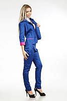 Модный брючный женский костюм 2009