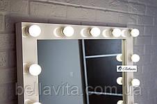 Зеркало с подсветкой Глос, фото 3