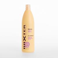 Увлажняющий бальзам-кондиционер для всех типов волос с маслом семени льна, 1000 мл