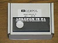 Нож косилки роторной «GERPOL» 96*40*3